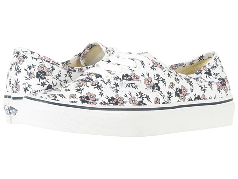 Incaltaminte Femei Vans Authentictrade (Ditsy Bloom) True White