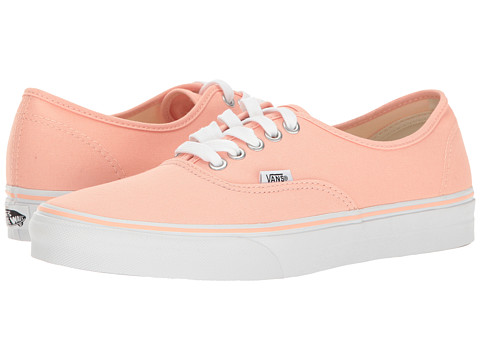 Incaltaminte Femei Vans Authentictrade Tropical PeachTrue White