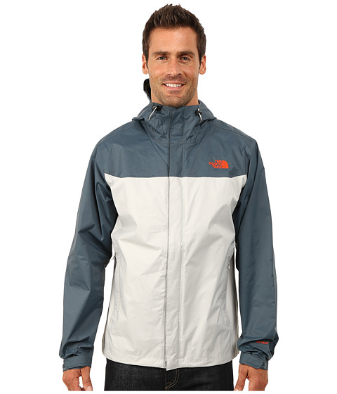 Imbracaminte Barbati The North Face Venture Jacket High Rise GreyConquer Blue