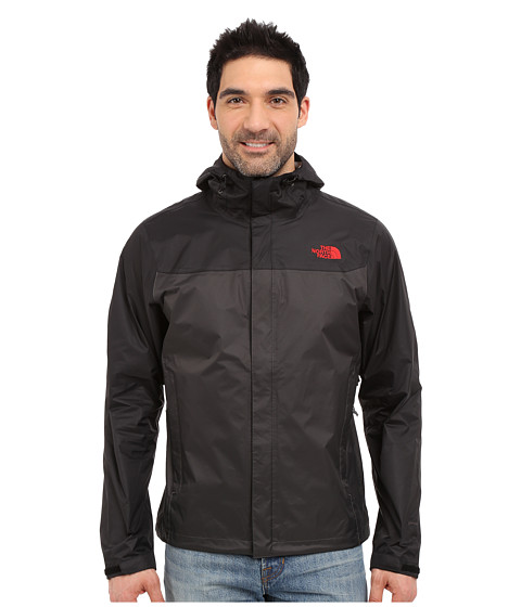 Imbracaminte Barbati The North Face Venture Jacket Asphalt GreyTNF BlackTNF Red