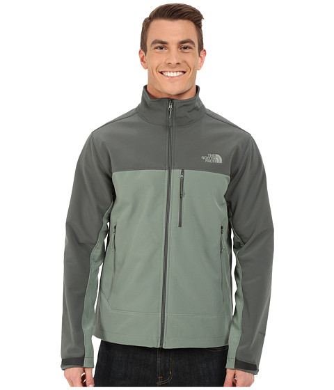 Imbracaminte Barbati The North Face Apex Bionic Jacket Laurel Wreath GreenSpruce Green