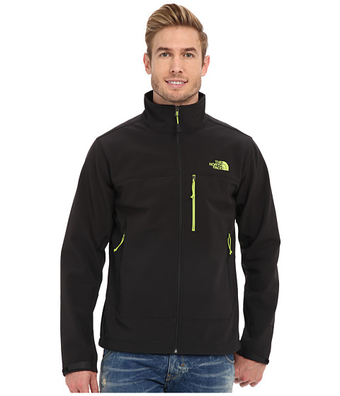 Imbracaminte Barbati The North Face Apex Bionic Jacket TNF BlackTNF BlackMacaw Green
