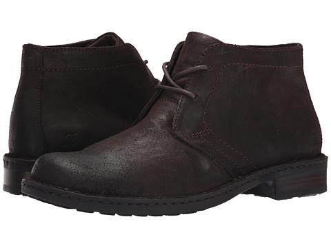 Incaltaminte Barbati Born Harrison Castagno Full Grain Leather