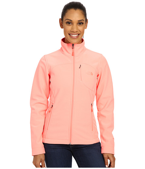 Imbracaminte Femei The North Face Apex Bionic Jacket Neon Peach (Prior Season)