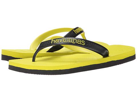 Incaltaminte Barbati Havaianas Casual Flip Flops Neon Yellow