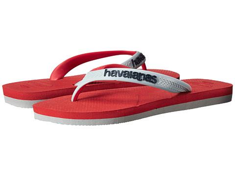 Incaltaminte Barbati Havaianas Casual Flip Flops RedGrey