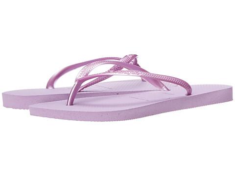 Incaltaminte Femei Havaianas Slim Flip Flops Soft Lilac