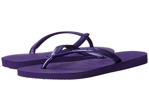 Incaltaminte Femei Havaianas Slim Flip Flops Purple 2