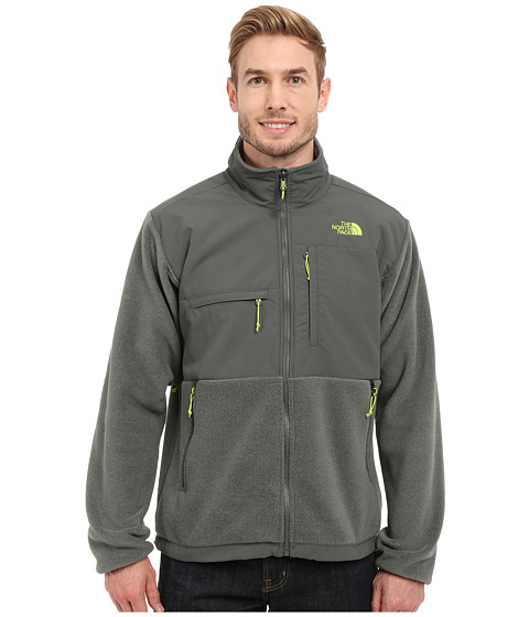 Imbracaminte Barbati The North Face Denali Jacket Recycled Spruce Green HeatherSpruce Green