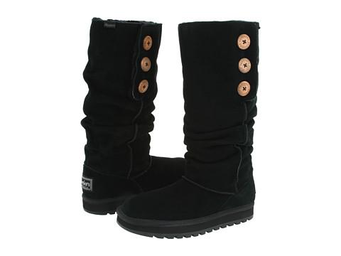 Incaltaminte Femei SKECHERS Keepsake - Brrrr Black