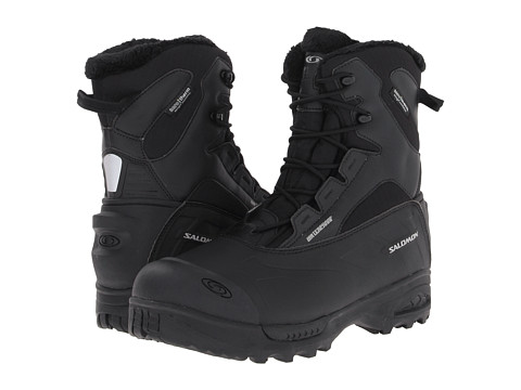 Incaltaminte Barbati Salomon Toundra Mid WP Black
