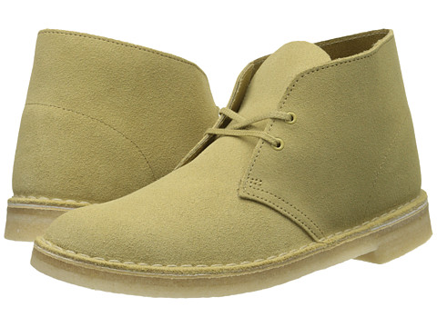 Incaltaminte Barbati Clarks Desert Boot Maple Suede