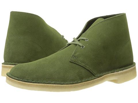 Incaltaminte Barbati Clarks Desert Boot Leaf Suede