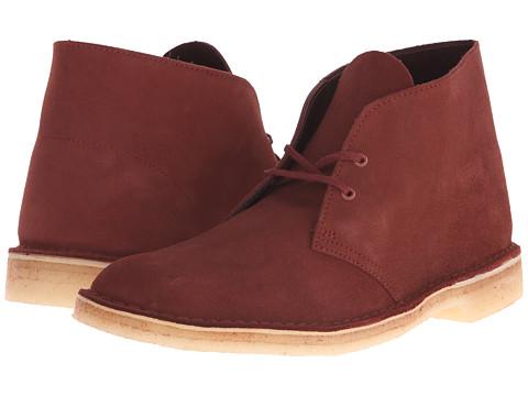 Incaltaminte Barbati Clarks Desert Boot Terracotta Suede
