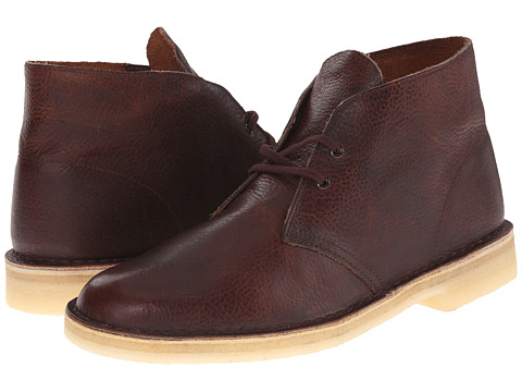 Incaltaminte Barbati Clarks Desert Boot Rust Leather