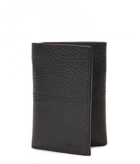 Genti Barbati Cole Haan Tri-Fold Wallet Black