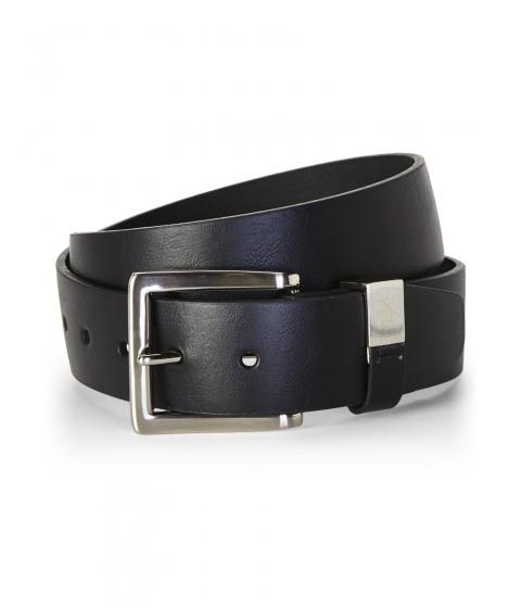Accesorii Barbati Original Penguin Logo Keeper Belt Black