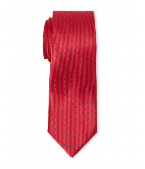Accesorii Barbati US Polo Assn Classic Dot Tie Red Royal