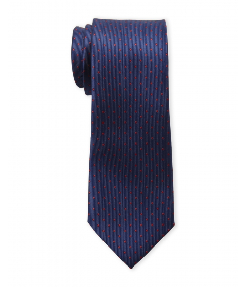 Accesorii Barbati US Polo Assn Classic Dot Tie Navy Red