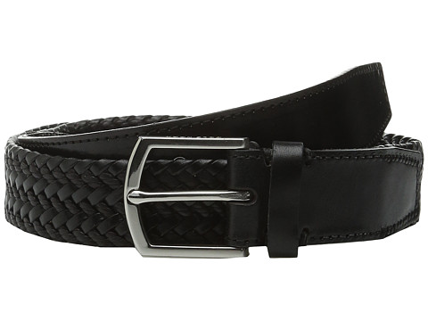 Accesorii Barbati Cole Haan 32mm Braided Belt with Harness Buckle Black