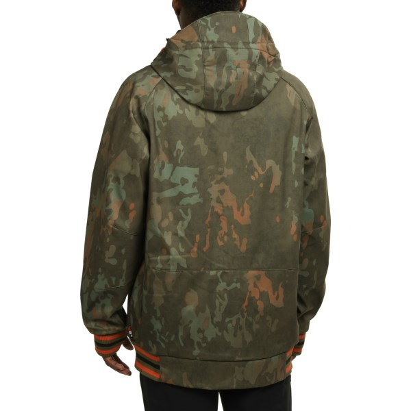 Echipament-sportiv Barbati DC Spectrum Snowboard Jacket - Waterproof CAMO LODGE (01)