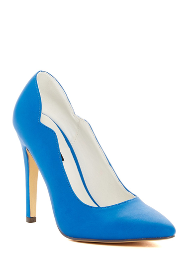 Incaltaminte Femei Michael Antonio Larisse Pump Blue
