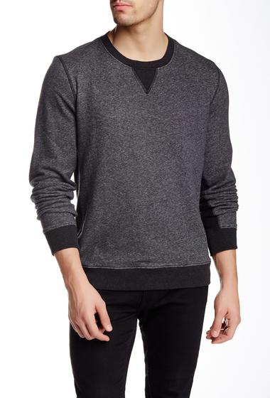 Imbracaminte Barbati J Lindeberg Tyrell Easy Sweatshirt BLACK MELANGE