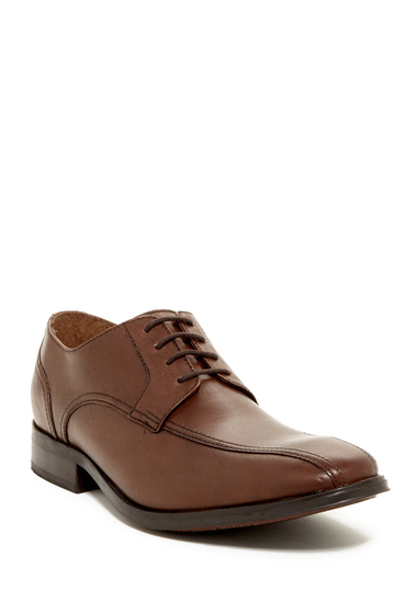 Incaltaminte Barbati Bostonian Men's Footwear Greer Move Derby - Wide Width Available BROWN LEATHER
