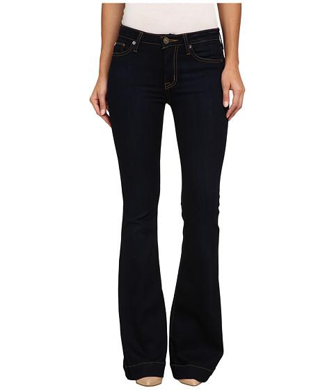 Imbracaminte Femei Hudson Ferris Mid Rise Flare Jeans in Delilah Delilah