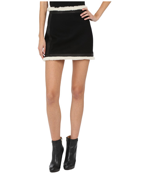 Imbracaminte Femei DSQUARED2 Big Chill Mini Skirt Black