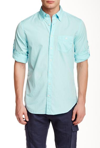 Imbracaminte Barbati Gant Rugger L Malibu Madras Long Sleeve Fitted Shirt YANKEE BLUE