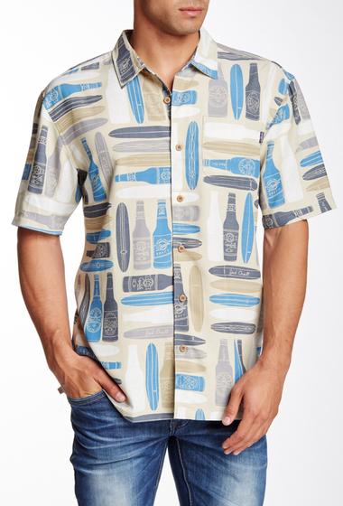 Imbracaminte Barbati Jack O'Neill Longboard Woven Regular Fit Shirt STONE