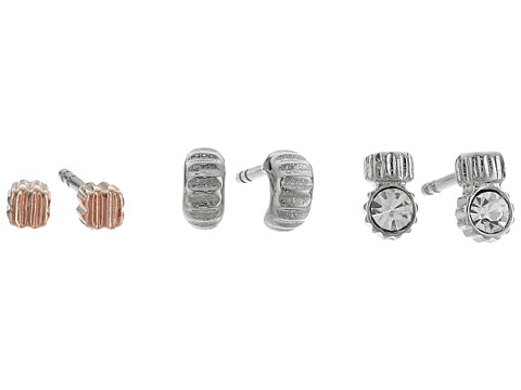 Bijuterii Femei Fossil Mini Trio Stud Earrings Set Multi