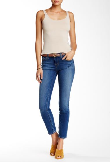 Imbracaminte Femei J Brand Mid Rise Skinny Jean MENDOCINO