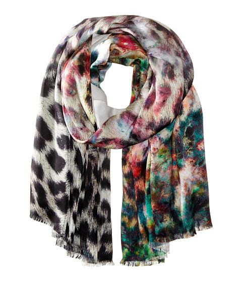 Accesorii Femei Echo Design Artist's Leopard Tubular Wrap Multi