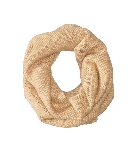 Accesorii Femei Echo Design Msoft Pointelle Infinity Ring Oatmeal Heather