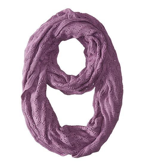 Accesorii Femei Echo Design Msoft Pointelle Infinity Ring Viola Heather