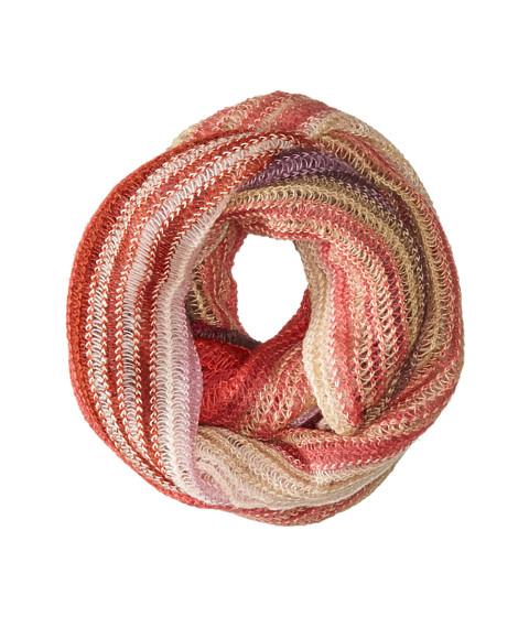Accesorii Femei Echo Design Ombre Stripe Infinity Ring Berry