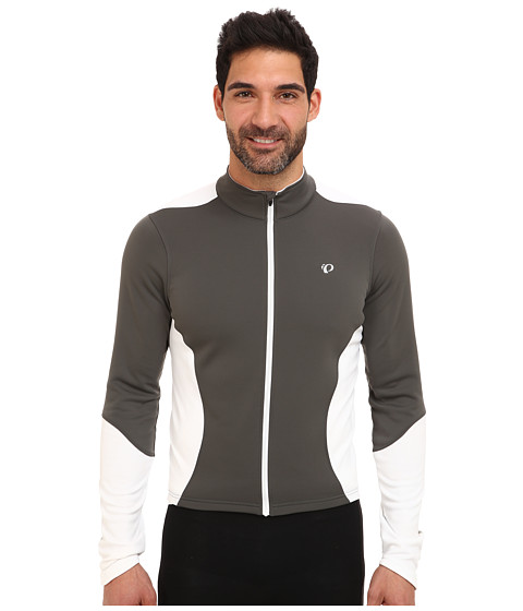 Imbracaminte Barbati Pearl Izumi SELECT Thermal Jersey Shadow GreyWhite