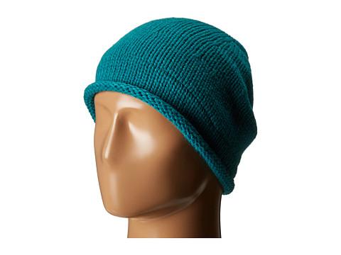 Accesorii Femei Celtek Slouchy Fur Emerald