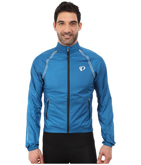 Imbracaminte Barbati Pearl Izumi Elite Barrier Convertible Cycling Jacket Mykonos Blue