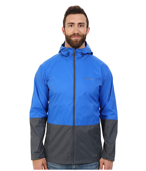 Imbracaminte Barbati Columbia Big amp Tall Roan Mountaintrade Jacket Super BlueGraphite