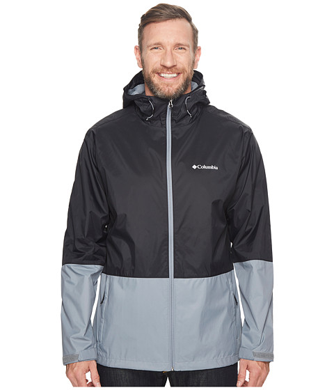 Imbracaminte Barbati Columbia Big amp Tall Roan Mountaintrade Jacket BlackGrey Ash
