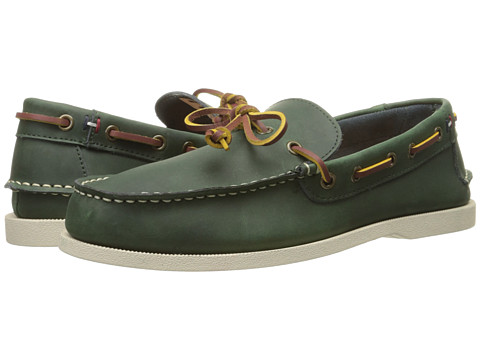 Incaltaminte Barbati Tommy Hilfiger Brisbane Dark Green