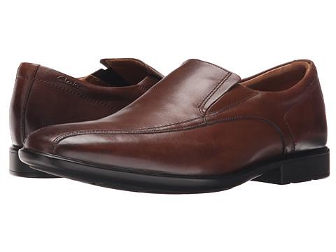 Incaltaminte Barbati Clarks Gosworth Step Walnut Leather
