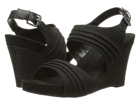 Incaltaminte Femei Aerosoles May Plush Black Fabric