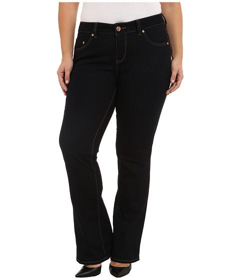 Imbracaminte Femei Jag Jeans Plus Size Foster Bootcut Alpha Denim in Double Trouble Double Trouble