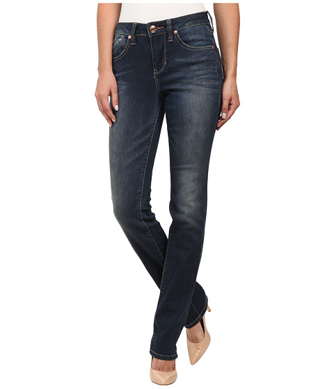Imbracaminte Femei Jag Jeans Sophie Mid Rise Straight Capital Denim in Blue Ridge Blue Ridge