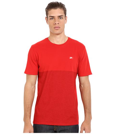 Imbracaminte Barbati Nike Shoebox Tee University RedUniversity Red