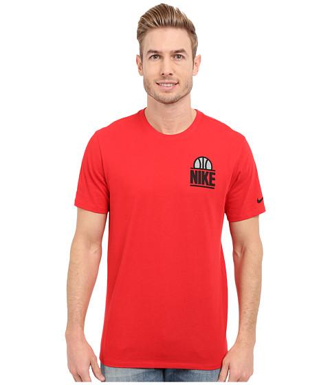 Imbracaminte Barbati Nike Classic Block Tee University RedUniversity RedBlack